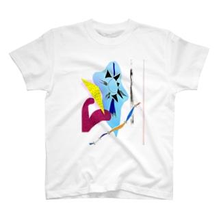 不絶えぬ T-shirts