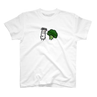 べじたぶるーず No,1 T-shirts