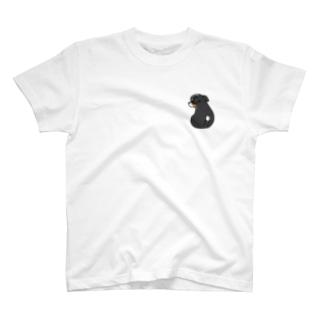 バーニーズマウンテンドック こいぬ T-shirts