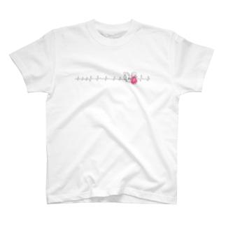 天使ちゃん 心臓 T-shirts