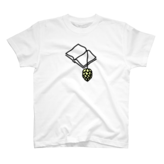 BREWBOOKSロゴTシャツ T-shirts