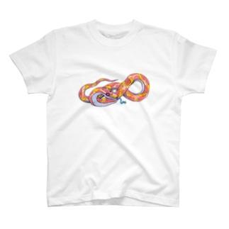 村田さんちの蛇 T-shirts