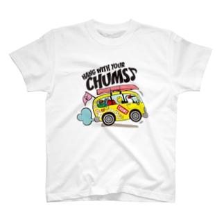 CHUMS T-shirts