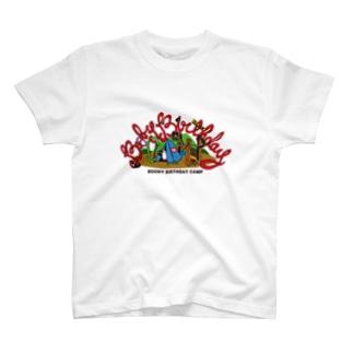 CHUMS CAMP T-shirts
