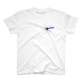 弾丸 T-shirts