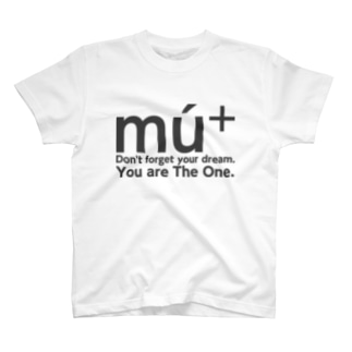 mú+message T-shirts