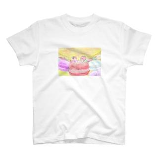 ホットなひととき T-shirts