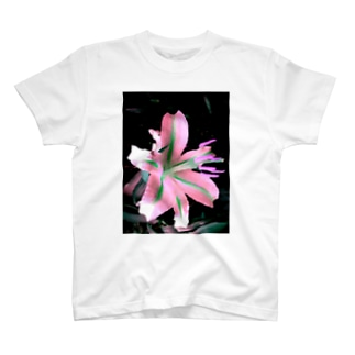 Wild Lily Variation T-shirts