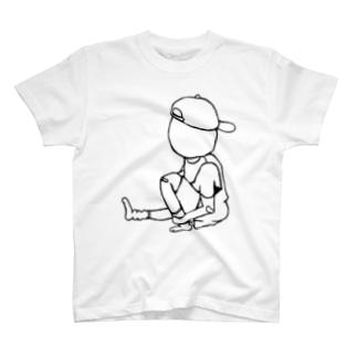 たまご野郎 T-shirts
