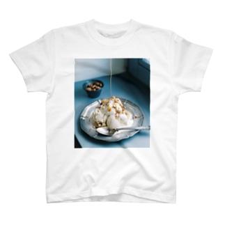 bfs art - ice cream T-shirts