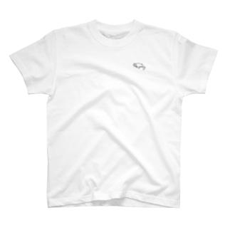 そばかすザトウクジラちゃん T-shirts