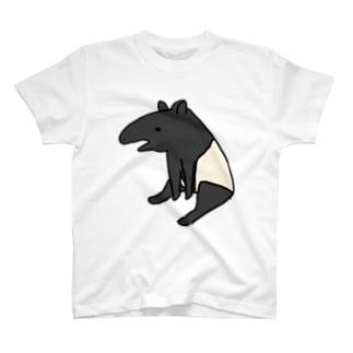 ばくばく T-shirts