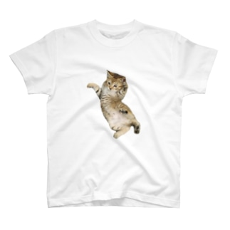 にゃっホイ T-shirts