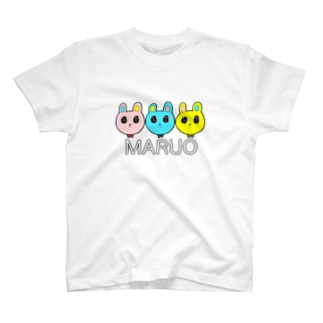 まるお T-shirts