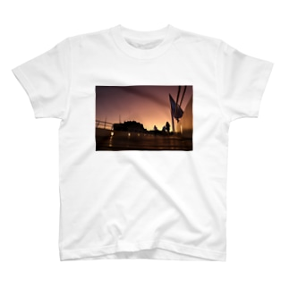 Puerto Madero en Argentina  T-shirts