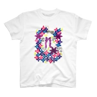 チューベローズ T-shirts