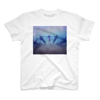 風流Tシャツ2 T-shirts