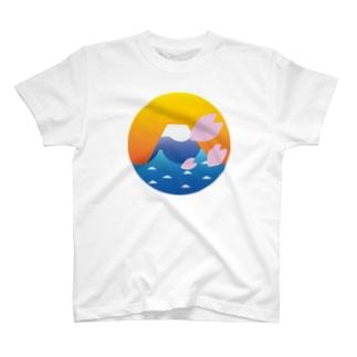 にほんのはる T-shirts