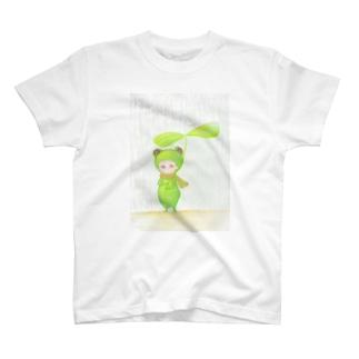 雨の日に T-shirts