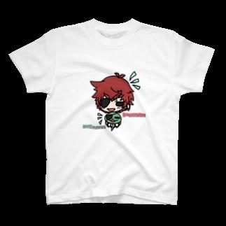 蛇ノ目さん@ただのゲーム好きの蛇ノ目とツチノメ T-shirts
