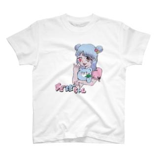 だばちゃん T-shirts