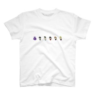 絶望の孤島06 T-shirts
