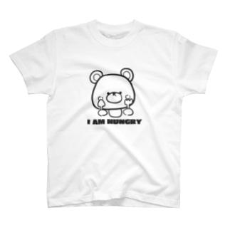 ふぁぼきっちん/I AM HUNGRY T-shirts