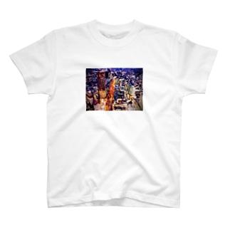 道玄坂の方T T-shirts