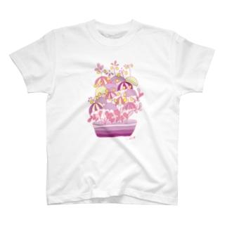 アフロート T-shirts