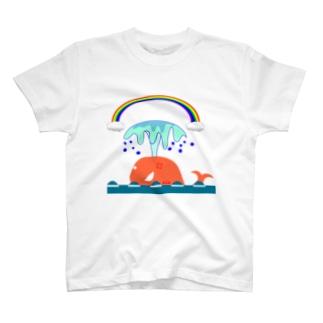 めくじら T-shirts