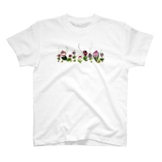一列コリバス T-shirts