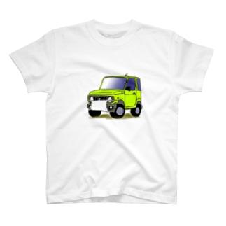ステイホームジムニー T-shirts