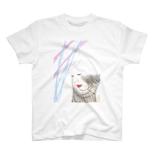 美人さん T-shirts