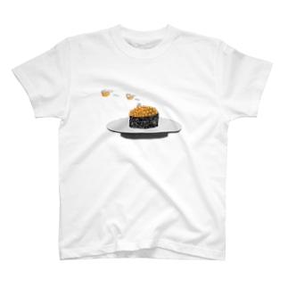 ぷくぷくイクラちゃん T-shirts