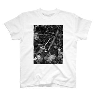 分解者 T-shirts