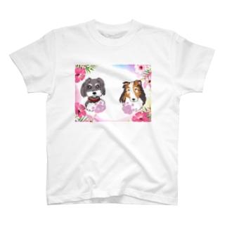 バロン君&ルナちゃん T-shirts