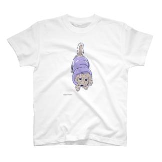 おくるみローズさん T-shirts