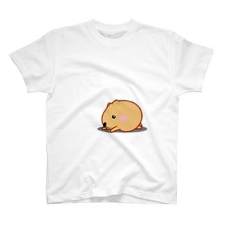 きゃぴばら【ふせ】 T-shirts