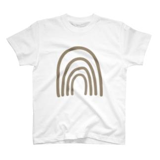 レインボー.01 T-shirts