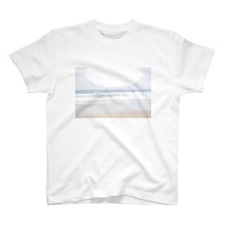 糸島の海岸 T-shirts