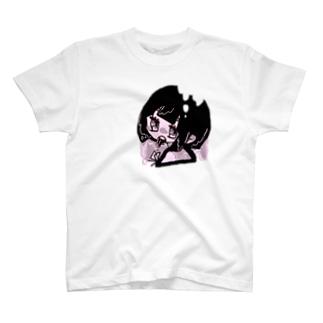チャンハンナ🐄のとける T-shirts