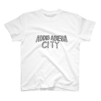 ADDIS ABEBA CITYBOY T-shirts