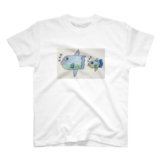 マンボウくん T-shirts