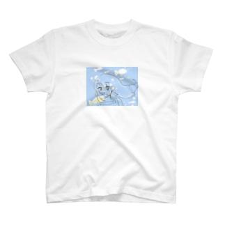 すいちゅうゆうえい T-shirts
