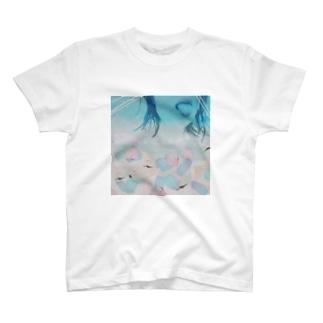つばきさんのおかお T-shirts