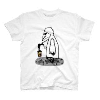 案内人 T-shirts