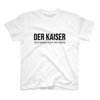 皇帝ベッケンバウアー T-shirts