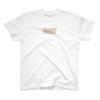 カラーネガフィルム T-shirts