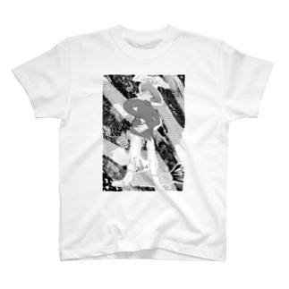 百姓幽霊 T-shirts