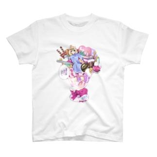 危険なパフェ T-shirts